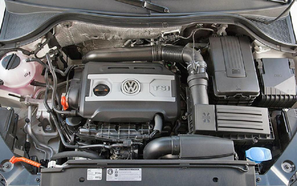 Лучший двигатель для Фольксваген Тигуан: бензин, дизель