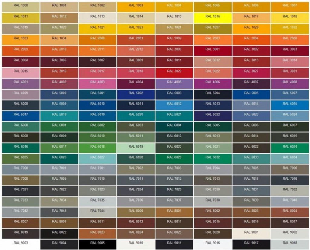 Цвета кузова для Фольксваген Тигуан: голубой, красный, черный