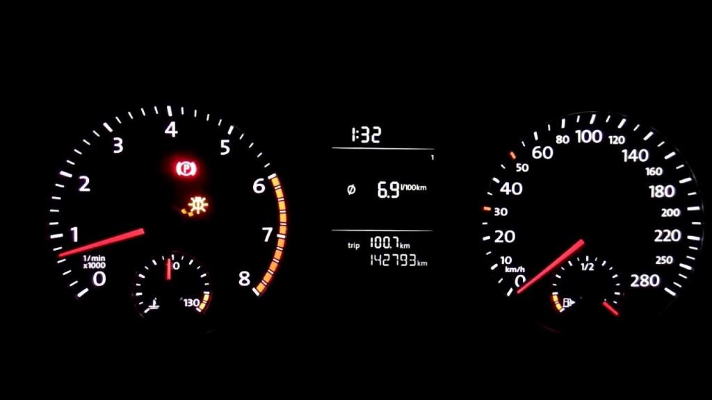 Расход топлива ФВ Джетта 7: механика, автомат