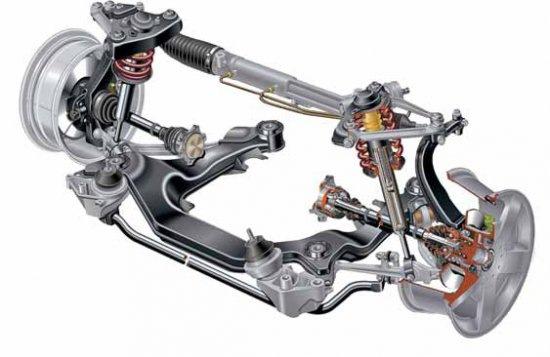 Подвеска VW Passat B5: Слабые и сильные стороны + замена сайлентблоков