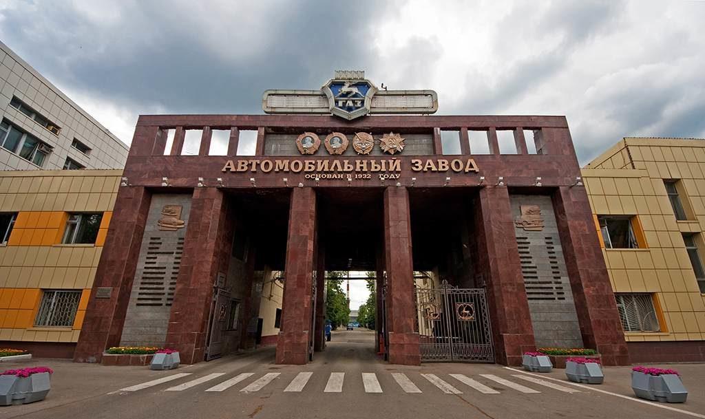Завод в Нижнем Новгороде